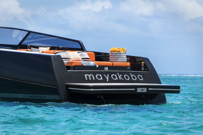 Ahead of National Picnic Day on April 23, Fairmont Mayakoba is excited to announce its first ever Luxury Picnic Experience aboard the lavish Van Dutch Yacht.