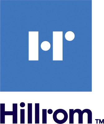 Hill-Rom Logo. (PRNewsFoto/Hill-Rom Holdings, Inc.) (PRNewsFoto/) (PRNewsfoto/Hill-Rom Holdings, Inc.)