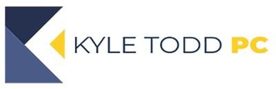 """KYLE TODD, P.C [logo] """"your lawyers at work"""""""