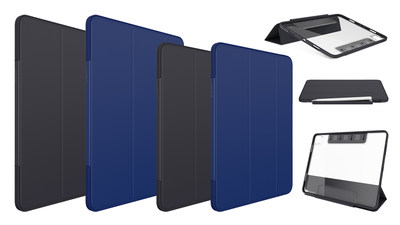 OtterBox today introduced Symmetry Series 360 Elite, providing sleek, ready to go protection for iPad Pro 11-inch (3rd generation) and iPad Pro 12.9-inch (5th generation).