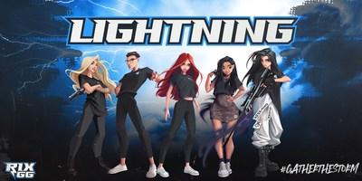 "Rix.GG announces ""Lightning"" VALORANT Roster"