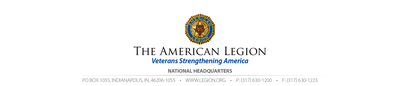 The American Legion Logo (PRNewsfoto/The American Legion)