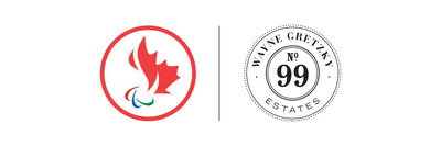 Canadian Paralympic Committee / Wayne Gretzky Estates (CNW Group/Canadian Paralympic Committee (Sponsorships))