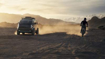 Canoo Lifestyle Vehicle (PRNewsfoto/Canoo)