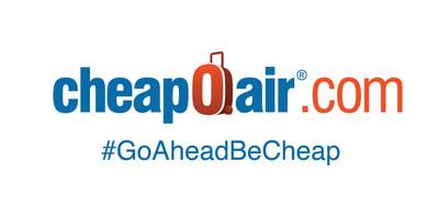 CheapOair logo (PRNewsfoto/CheapOair)