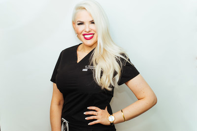 Dr. Victoria Veytsman DDS, a celebrity cosmetic dentist with practices in both New York City and Beverly Hills