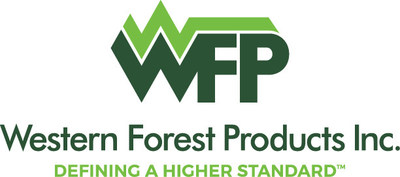 Logo: WFP (CNW Group/Western Forest Products Inc.)