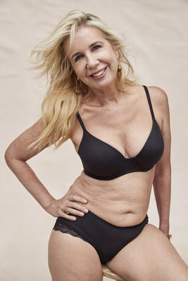 VP of Global Comms for a non-profit Patricia Steel In The Embraceable Perfect Coverage Bra
