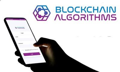 The Blockchain Algorithms App