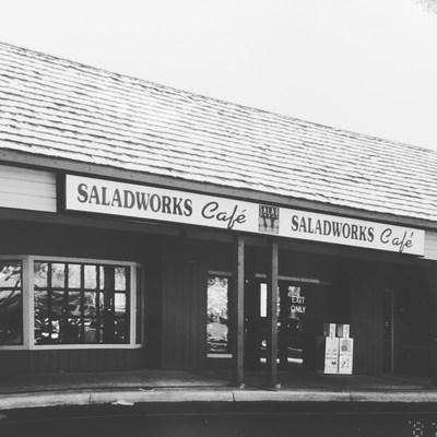 Saladworks in 1986