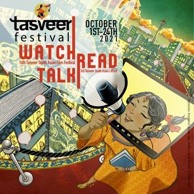 Tasveer Festival takes place October 1-24, 2021.
