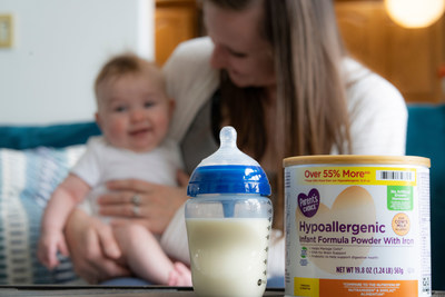 Hypoallergenic Mom and Baby