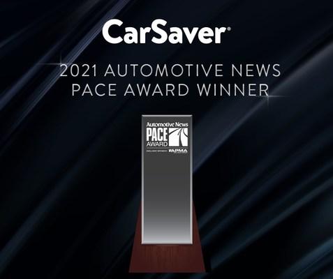 2021 Automotive News PACE Award Winner