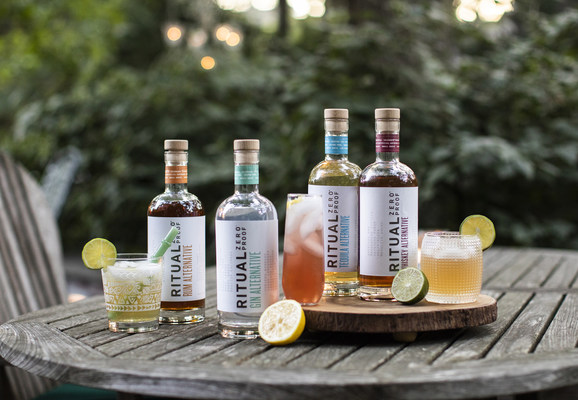 Ritual Zero Proof, the Highest-Rated Liquor Replacement Now Available in Whole Foods Market Nationwide