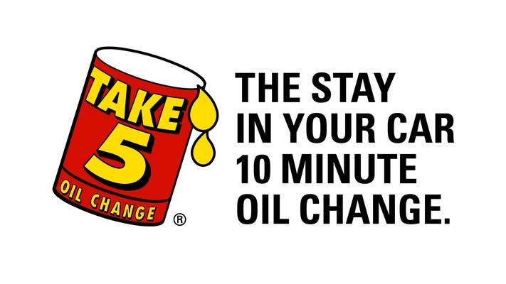 Take 5 Oil Change®